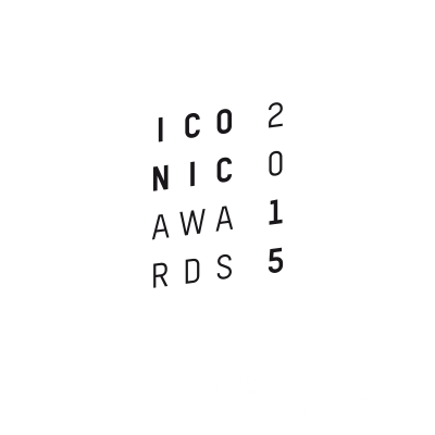 ICONIC AWARDS 2015 - Winner