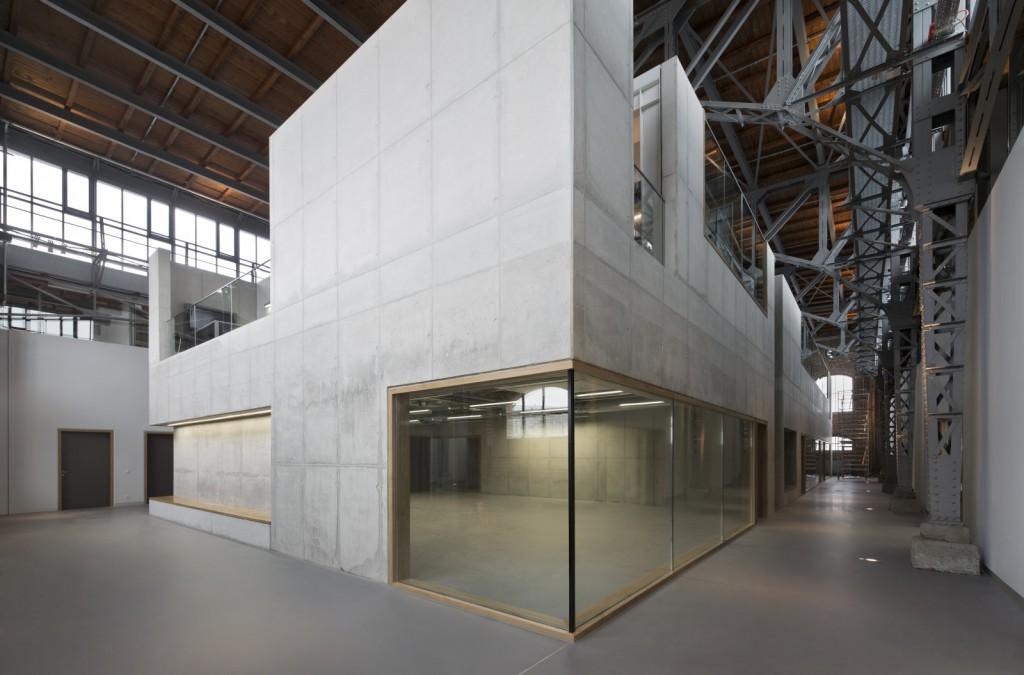 Nickl & Partner Architekten AG / Campus Derendorf, Hochschule Düsseldorf