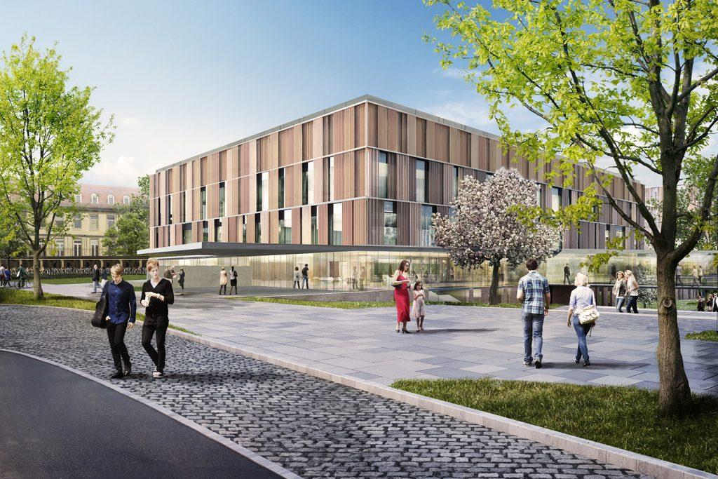 Entwurf: Nickl & Partner Architekten AG