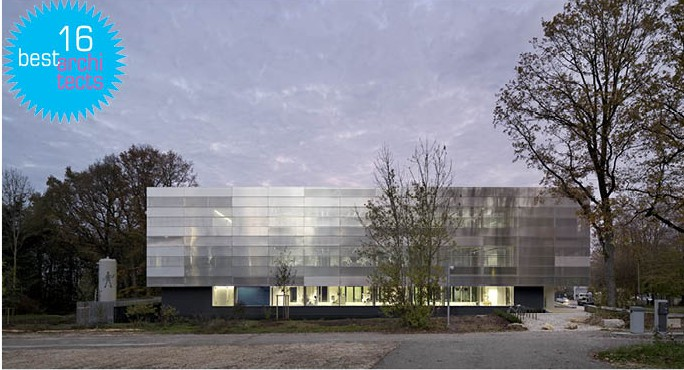Helmholtz-Institut Ulm HIU, Nickl & Partner Architekten AG