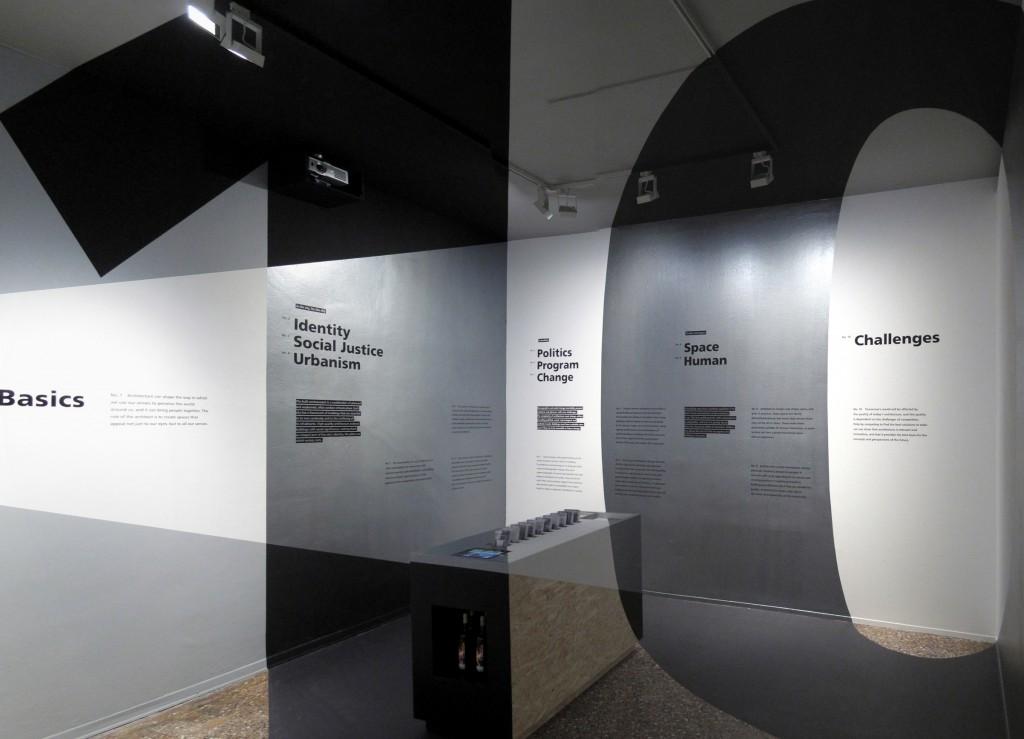 Nickl & Partner Architekten AG - 14. Biennale Venedig - Ausstellung