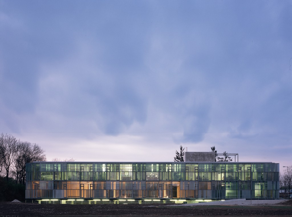 Nickl & Partner Architekten AG, Lindberghatelier, München