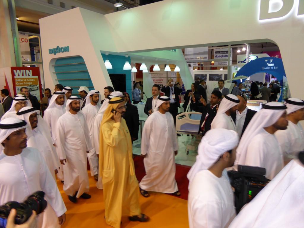 Arab Health HH Sheikh Mohammed bin Rashid Al Maktoum