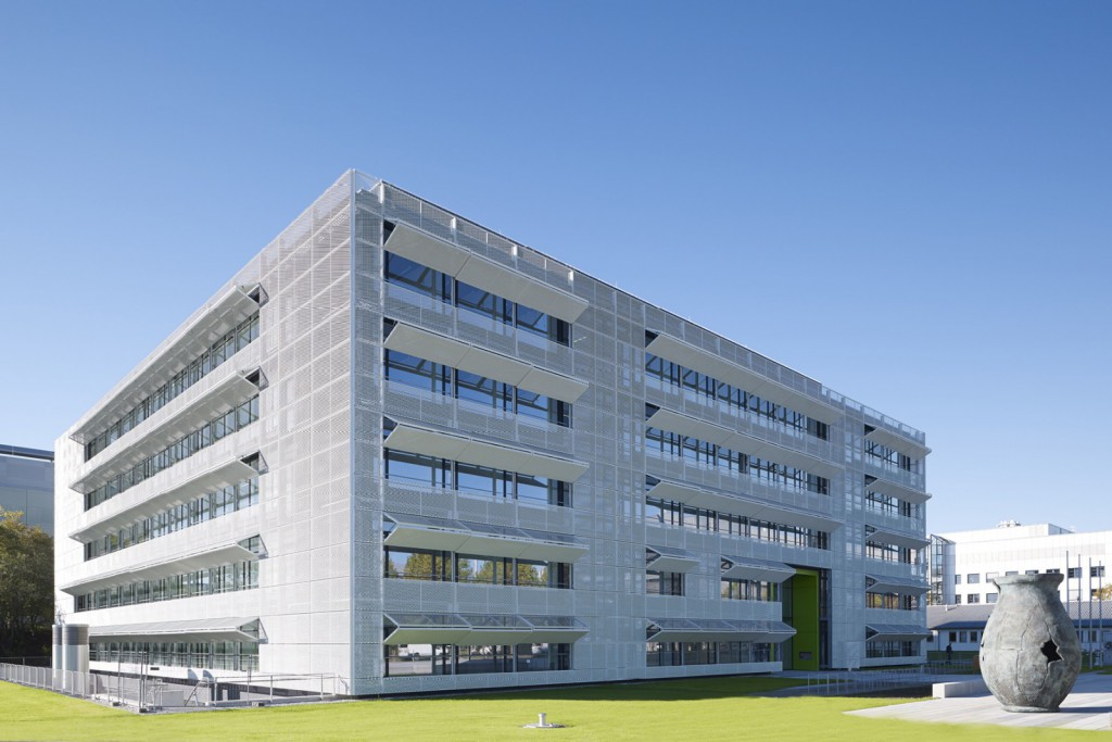 Nickl & Partner Architekten AG - Center for Stroke and Dementia Research CSD, Munich