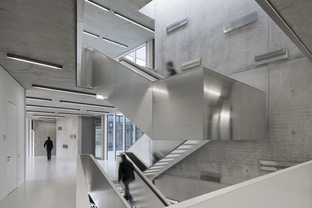 Nickl & Partner Architekten AG, Helmholtz-Institut Ulm HIU