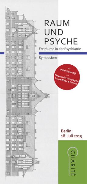 Flyer des Symposium