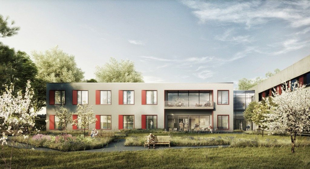 Nickl & Partner Architekten AG - Visualisierung