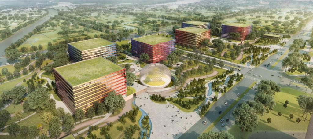 尼克及合伙人建筑设计股份公司–可视化