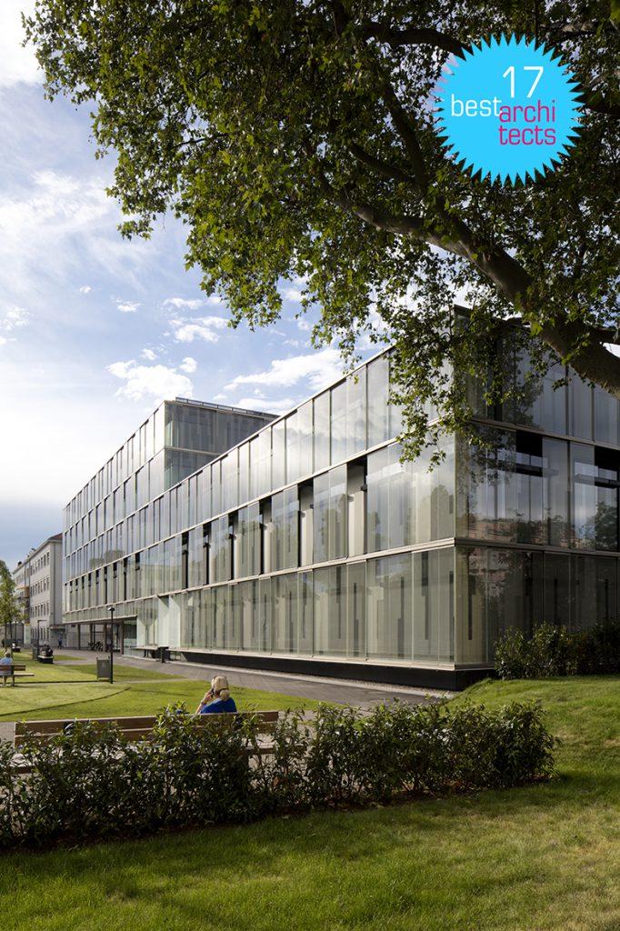 Kaiser-Franz-Josef-Spital, Nickl & Partner Architekten AG