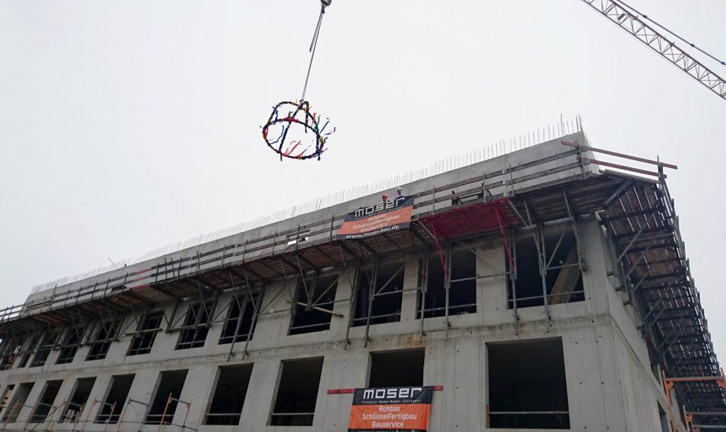 Neubau des Interdisziplinären Tumorzentrums (ITZ) in Freiburg