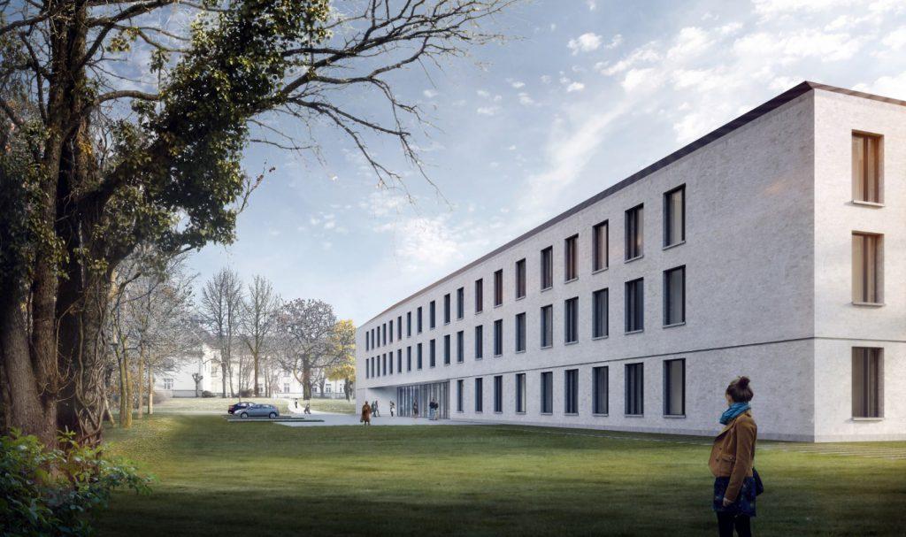 Visualisation : Nickl & Partner Architekten AG