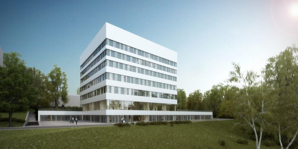 Visualisierung: Nickl & Partner Architekten AG