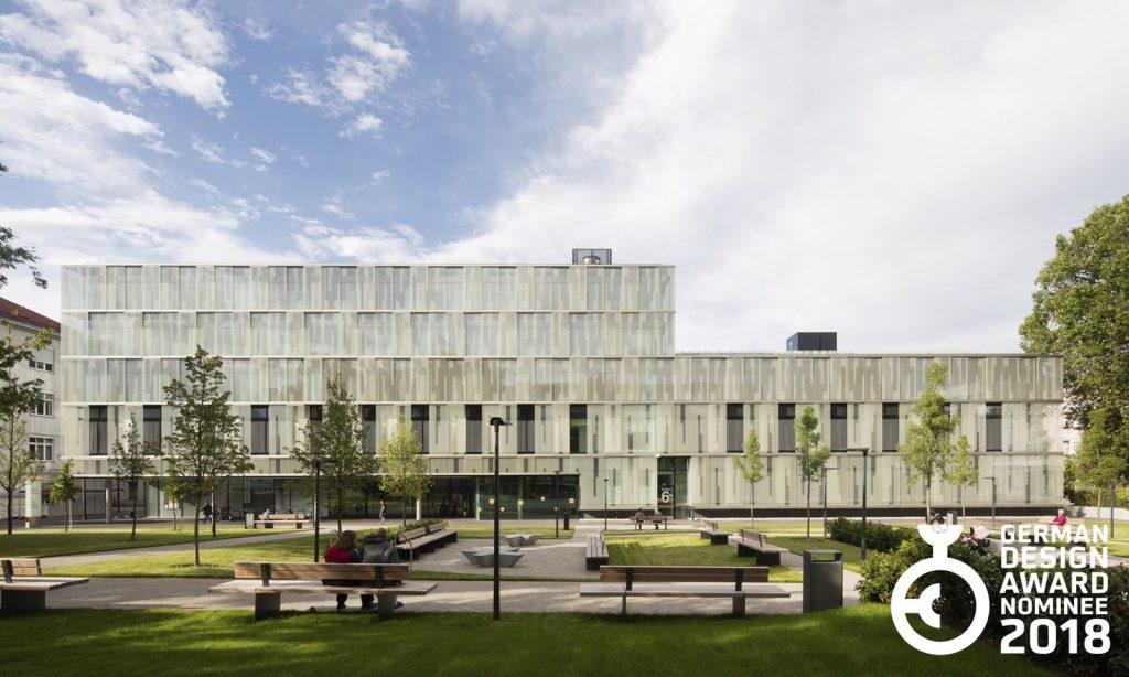 Kaiser-Franz-Josef-Spital in Wien, Nickl & Partner Architekten AG