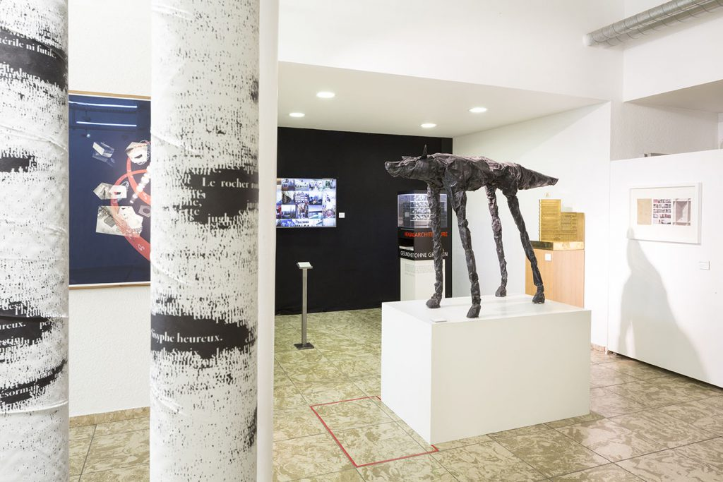 Blick in die Ausstellung, Foto: J. Zell