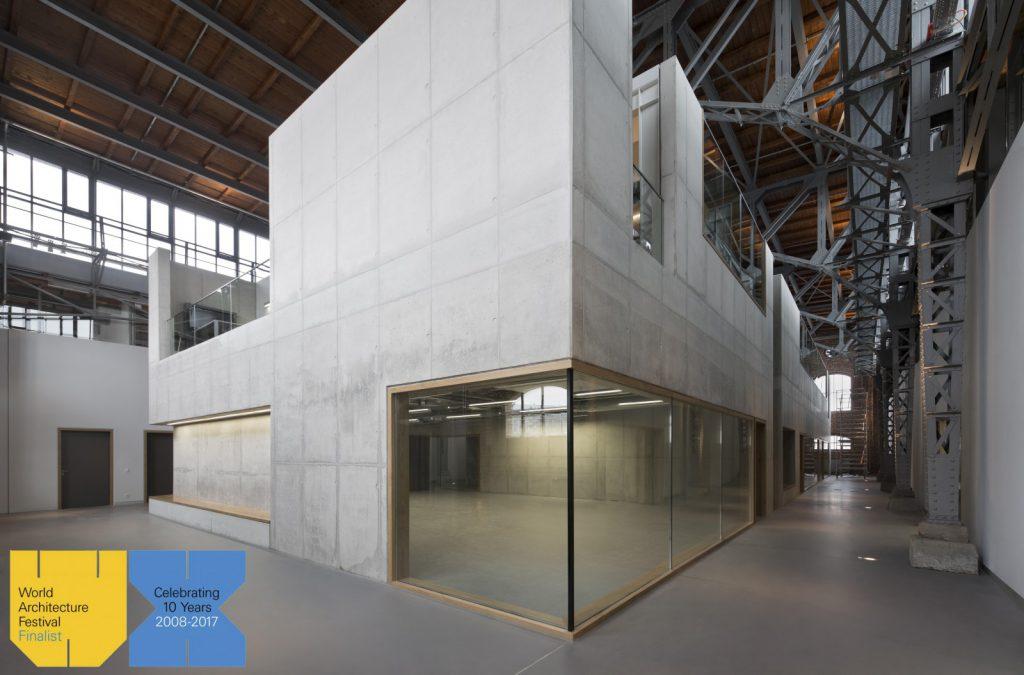 Campus Derendorf Hochschule Düsseldorf, Nickl & Partner Architekten AG