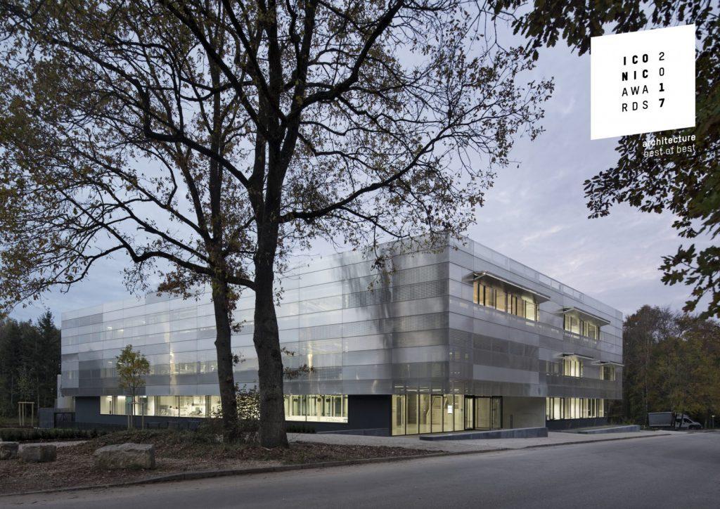 Nickl und Partner Architekten AG - Helmholtz-Institut der Universität Ulm (HIU)