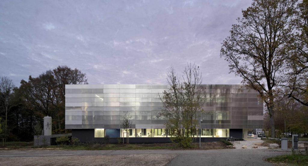 乌尔姆大学亥姆霍兹研究中心 – 尼克及合伙人建筑设计股份公司