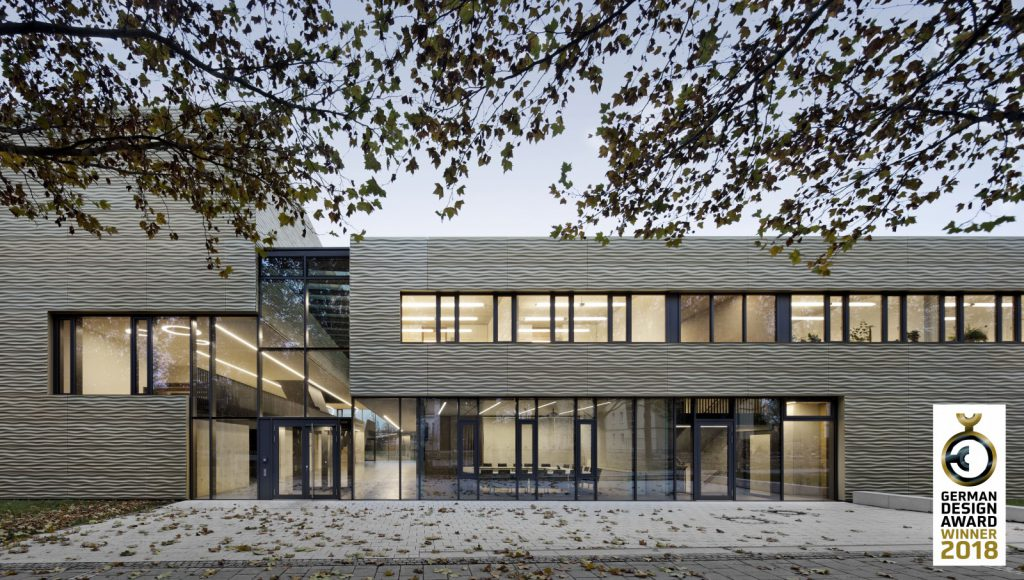 Erfurt Communication and Information Centre, Nickl & Partner Architekten AG