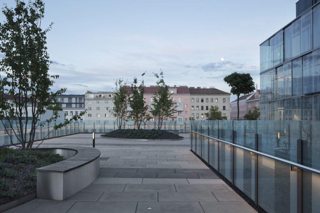 Kaiser Franz-Josef Spital in Vienna, Nickl & Partner Architekten AG
