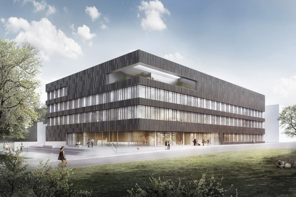 Entwurf: Nickl & Partner Architekten AG