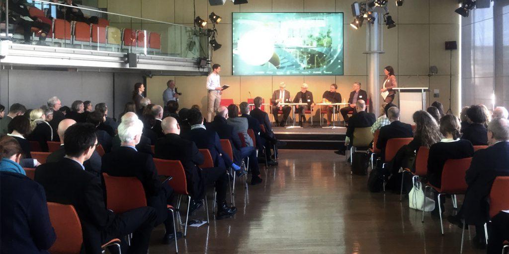 7. Symposium Healthcare der Zukunft, Podiumsdiskussion