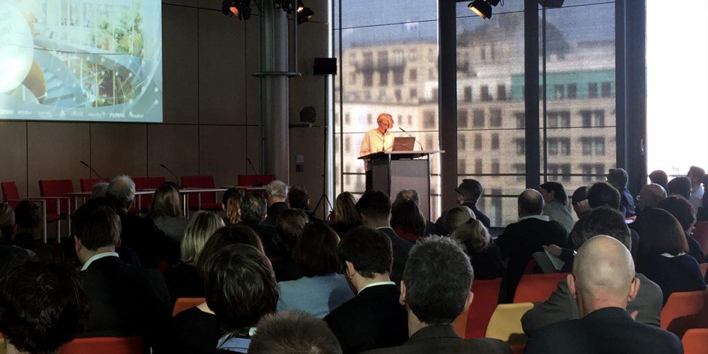 7. Symposium Healthcare der Zukunft, Berlin, Eröffnungsrede Prof. Christine Nickl-Weller