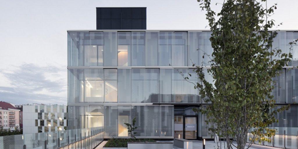 Kaiser-Franz-Josef-Spital in Vienna, Nickl & Partner Architekten AG