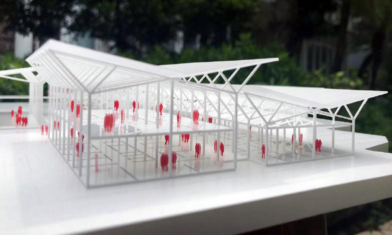 Pocket Hospital, Nickl & Partner Architekten AG