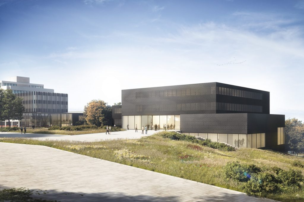 Design of new buildings on the campus of the University of Konstanz, Nickl & Partner Architekten AG