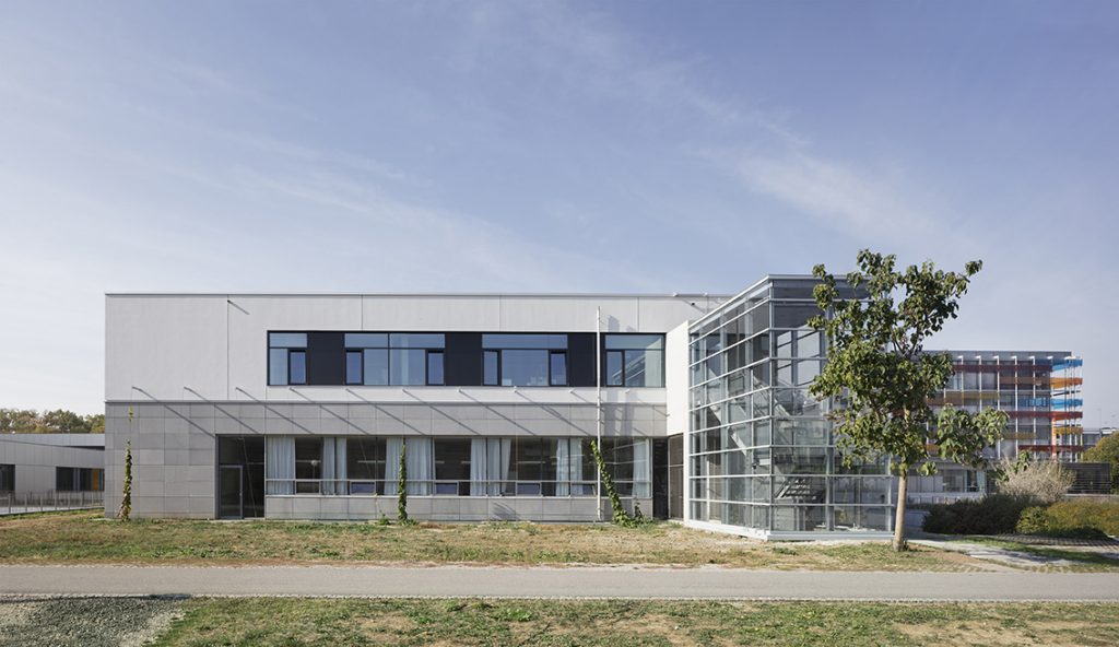 Extension of the Pediatric Clinic of Heidelberg University Hospital, Nickl & Partner Architekten AG